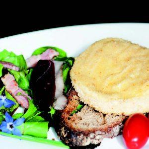 salade de perail croustillant